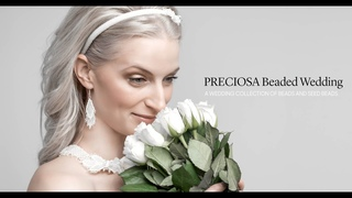 A wedding collection of beads and seed beads - PRECIOSA Beaded Wedding