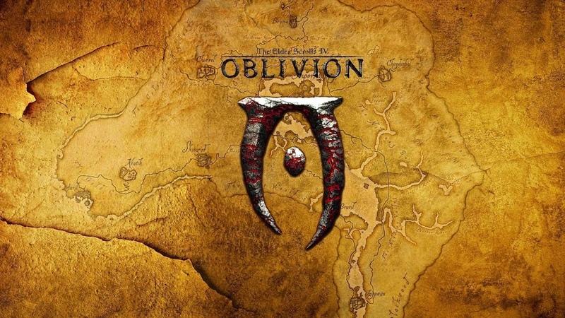 The Elder Scrolls IV Oblivion Yettich часть 7 Рекомендации Лекса Банда Разбойниц Врата Анвила