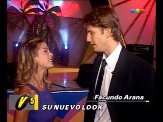 Entrevista a Facundo Arana - Versus