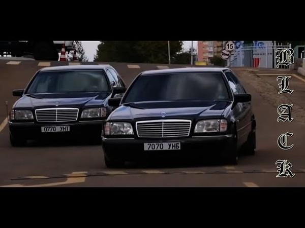 EN Dylan Sitts Splinter Mercedes S Klasse W140 A BLACK