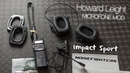 MICROPHONE MOD Howard Leight IMPACT SPORT CH5 / OGA Forces