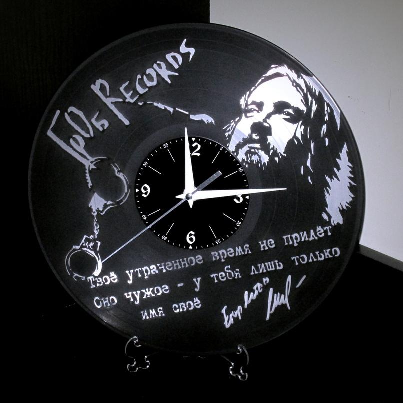 Эволюция изготовления часов и других изделий из виниловых пластинок, изображение №16
