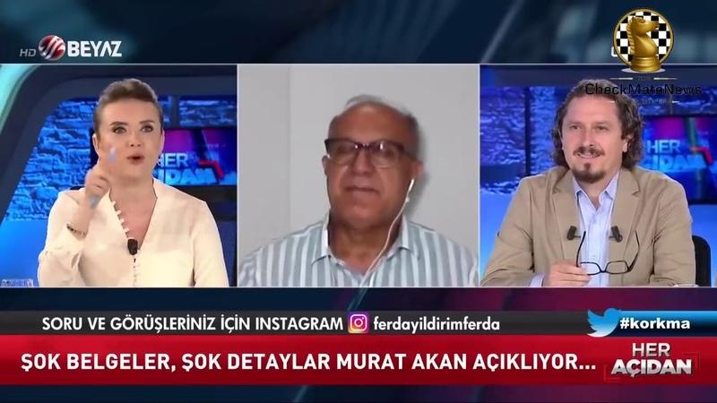 Beyaz TV Sie werden ihren Augen nicht trauen Der Comic der alles vorhergesagt hat