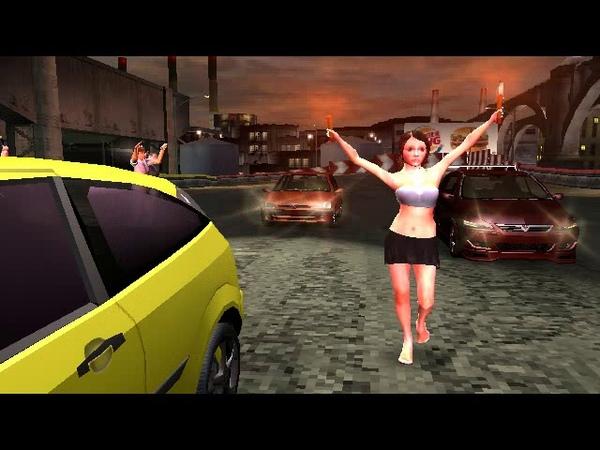 Need For Speed Underground 2 Эпизод 6 Гонки с профессиональной лигой часть 1