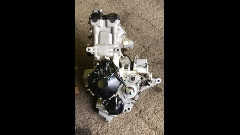 Проверка контрактного двигателя Suzuki GSX-R1000 (T717) перед отправкой клиенту | motod.ru