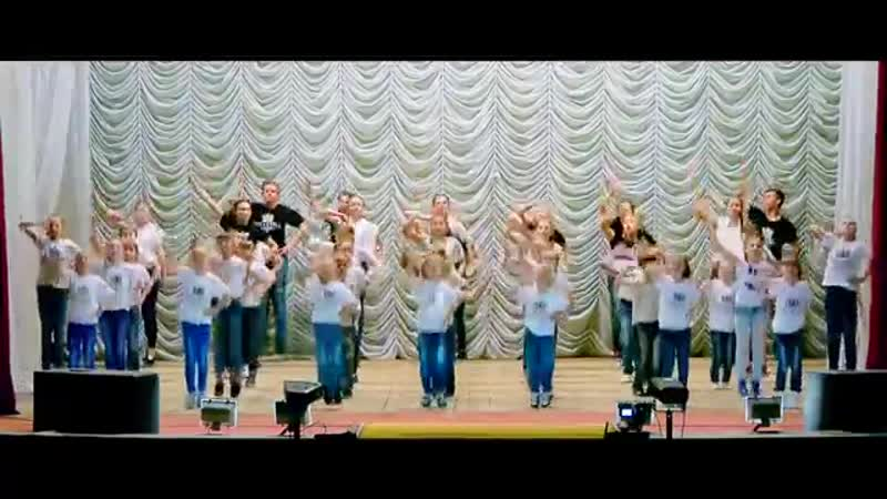 Флешмоб Flashmob Детские танцы ТКМ Exclusive