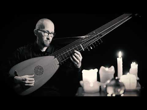 John Dowland A Dreame - archlute solo