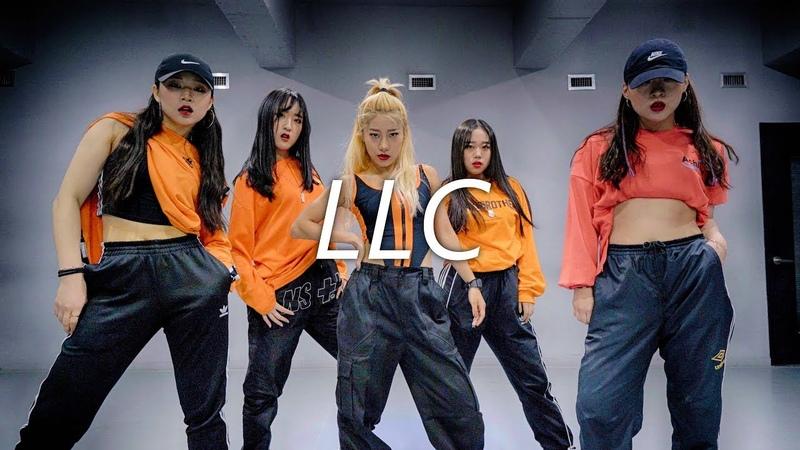 Nicki Minaj - LLC (Live Sound)   YEOJIN choreography