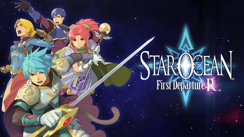 STAR OCEAN First Departure R Launch Trailer
