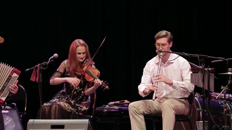 Street Fiddlers feat. Vsevolod Artemyev - Farewell To Uist/The Lochaber Badger