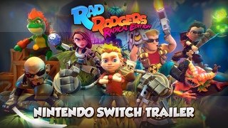 Rad Rodgers: Radical Edition Announcement Trailer