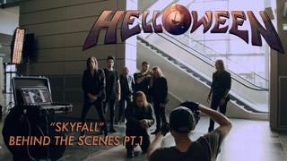 """Skyfall"": Behind The Scenes, Part I | HELLOWEEN"