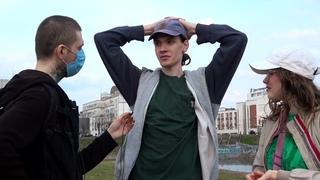 Хотят ли россияне войны с Украиной? Соц-опрос 2021