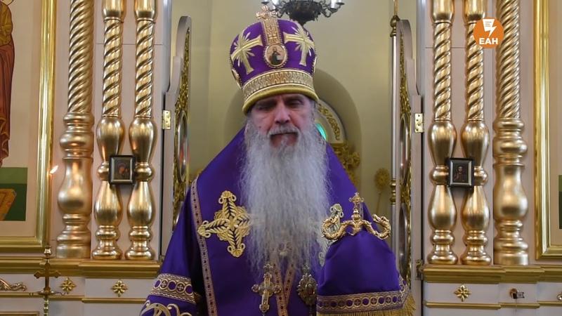 Надо будет умрем Епископ убеждает верующих прийти в церковь на Пасху