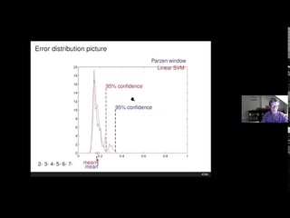 Statistical Learning Theory for Modern Machine Learning - John Shawe-Taylor