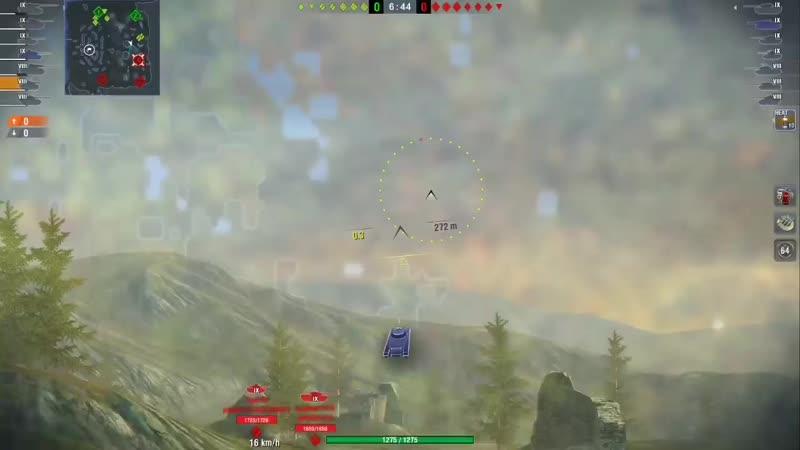 World of tanks blitz epic moments