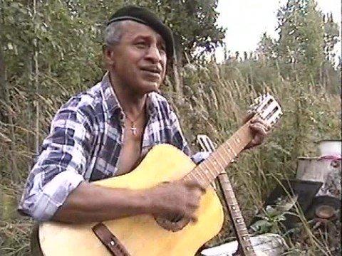 Цыган поёт Валерий Будан Калькутский Ведьма Шалунья