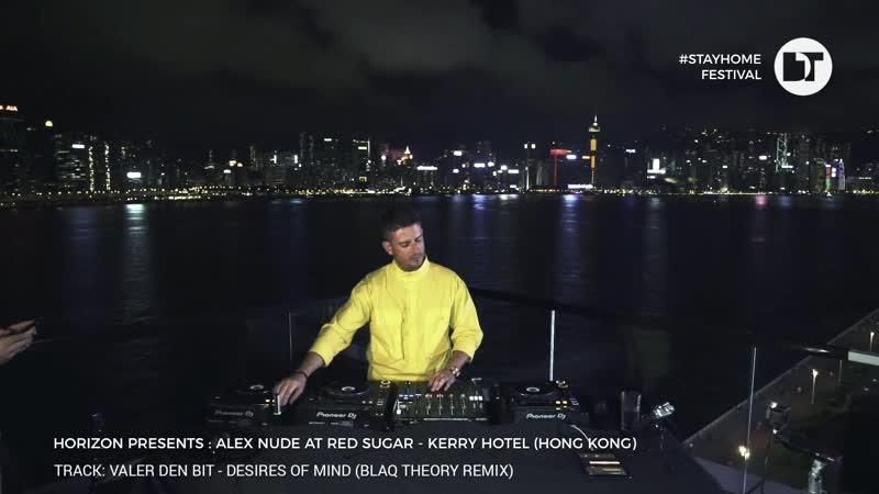 Alex Nude played Valer den Bit Desires of Mind Blaq Theory Remix 3 08 20 Hong Kong