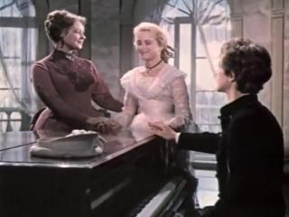 Слепой музыкант (1960) - мелодрама, реж. Татьяна Лукашевич