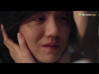 [ENG SUB] LuHan鹿晗_《穿越火线CrossFire》肖枫安蓝吻戏 Xiao Feng & An Lan Kissing Scene