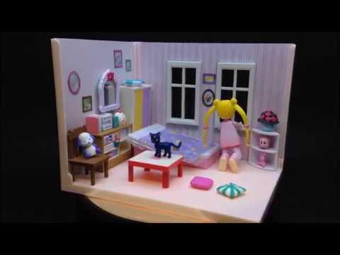 美少女戦士セーラームーン うさぎちゃんのお部屋 プレミアムバンダ 124