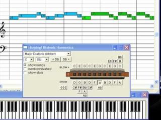 Run Around Harmonica Tab How to Play Blues Traveler