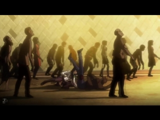 Music: outside - the seige ★[amv anime клипы]★ \ highschool of the dead \ школа мертвецов \