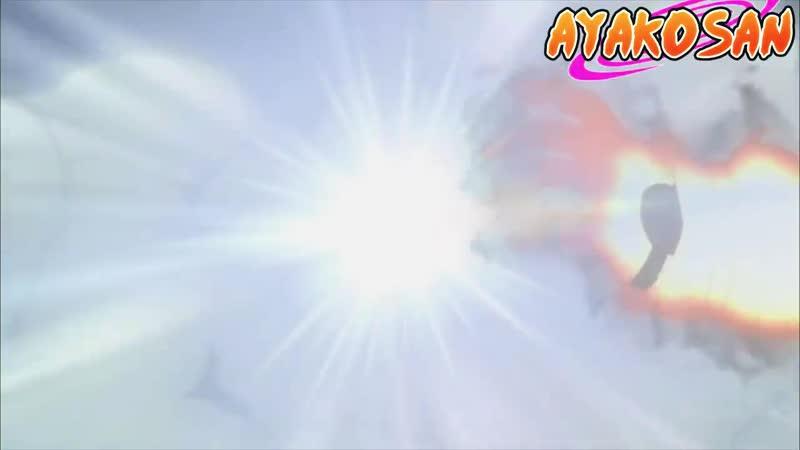 [Ayakosan] Обито Становится Джинчурики Десятихвостого Заставив Какаши Удалить Печать Мадары - Аниме Наруто