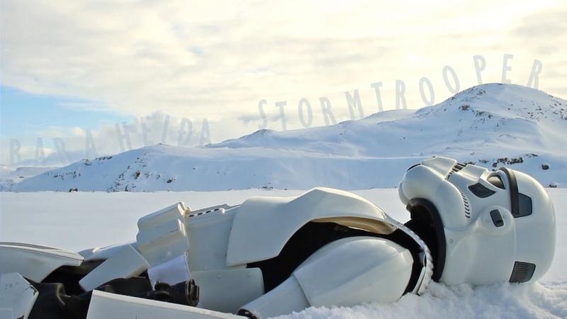 Bara Heiða Stormtrooper