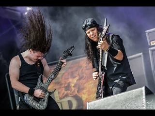 Vicious Rumors- Worlds and Machines at The Bang Your Head Festival 2017