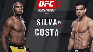 VBL 57 Middleweight Paulo Costa vs Anderson Silva