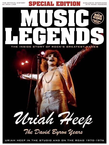 Music Legends Uriah Heep 2020