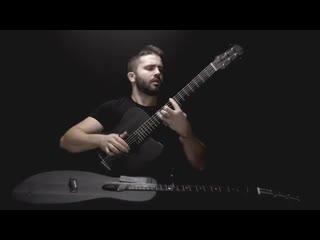 METALLICA ON GUITAR (Fade To Black) - Luca