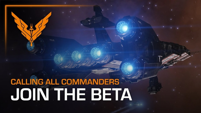 Fleet Carriers Join the Beta
