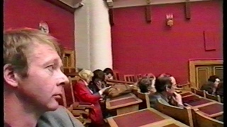 Жорес Алферов, Юрий Баранов, космонавты с орбиты 10 съезд Русского Географического общества
