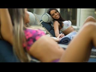 Veronica Rodriguez, Vienna Black - Drunk In Love [Latina, Lesbian, Natural Tits, FullHD, 1080p]
