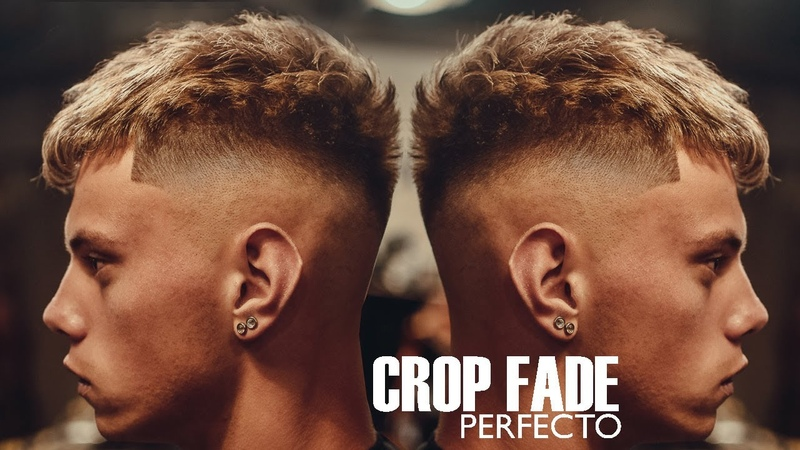 Learn Perfect Crop Skin Fade Haircut by Celebrity Barber