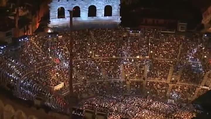 Adriano Celentano Концерт в Вероне. 2012 6. 01. 2018 80 лет