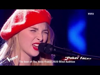 The best of the voice France 2020 - Blind Audition