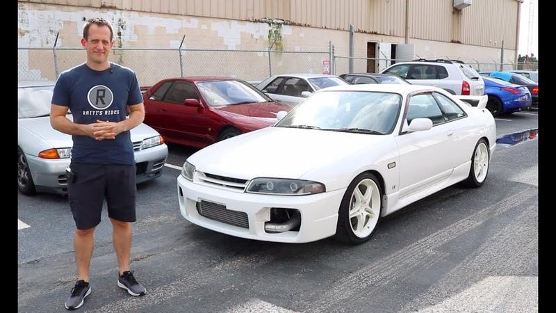 Why BUY the 1993 Nissan Skyline GTS-25t R33? Bullet Proof - Raiti's Rides