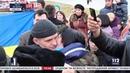 Плененные бойцы 40-го батальона Кривбасс под Дебальцево вернулись в Херсон