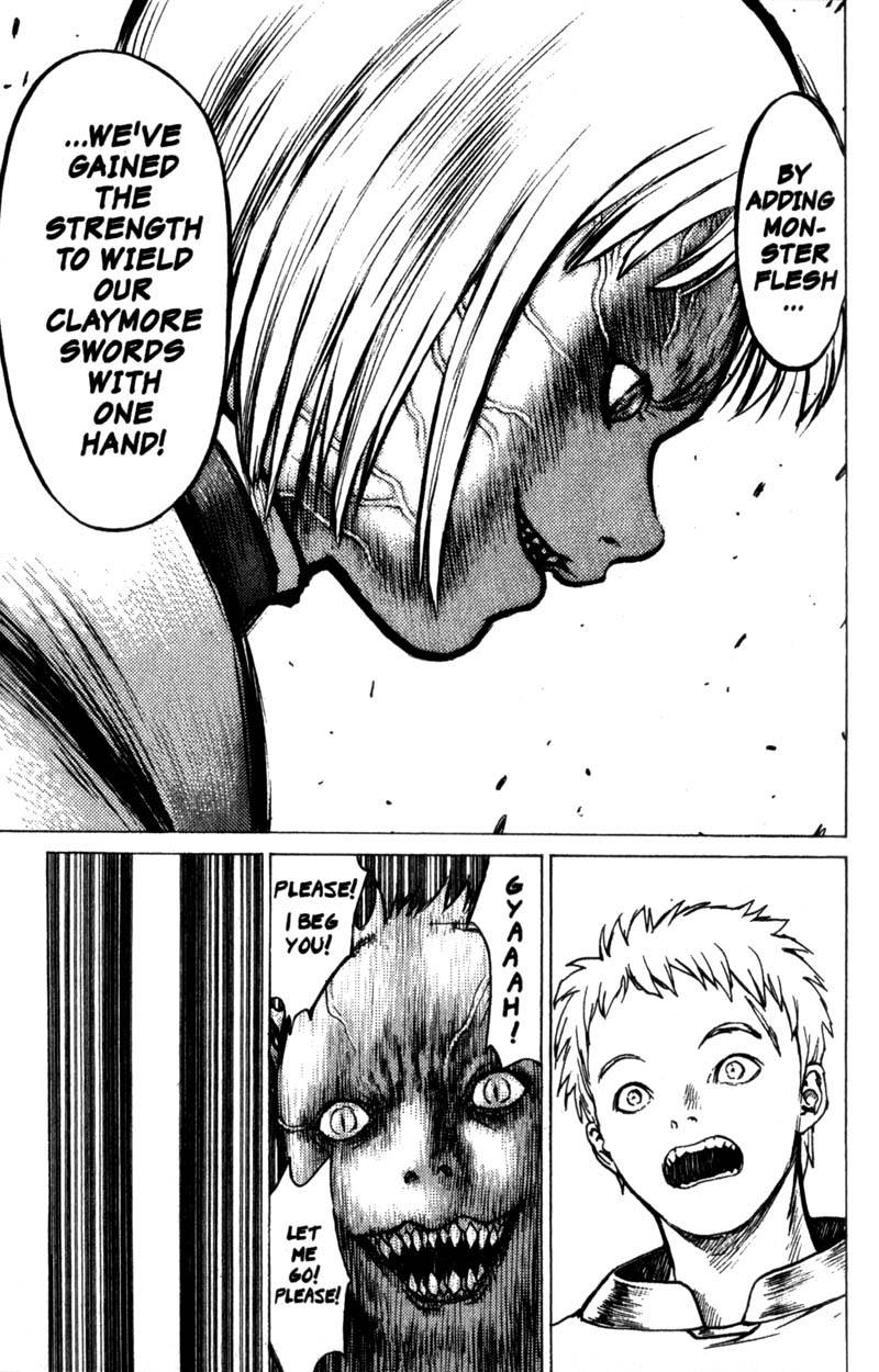 Claymore, Chapter 1, image #53