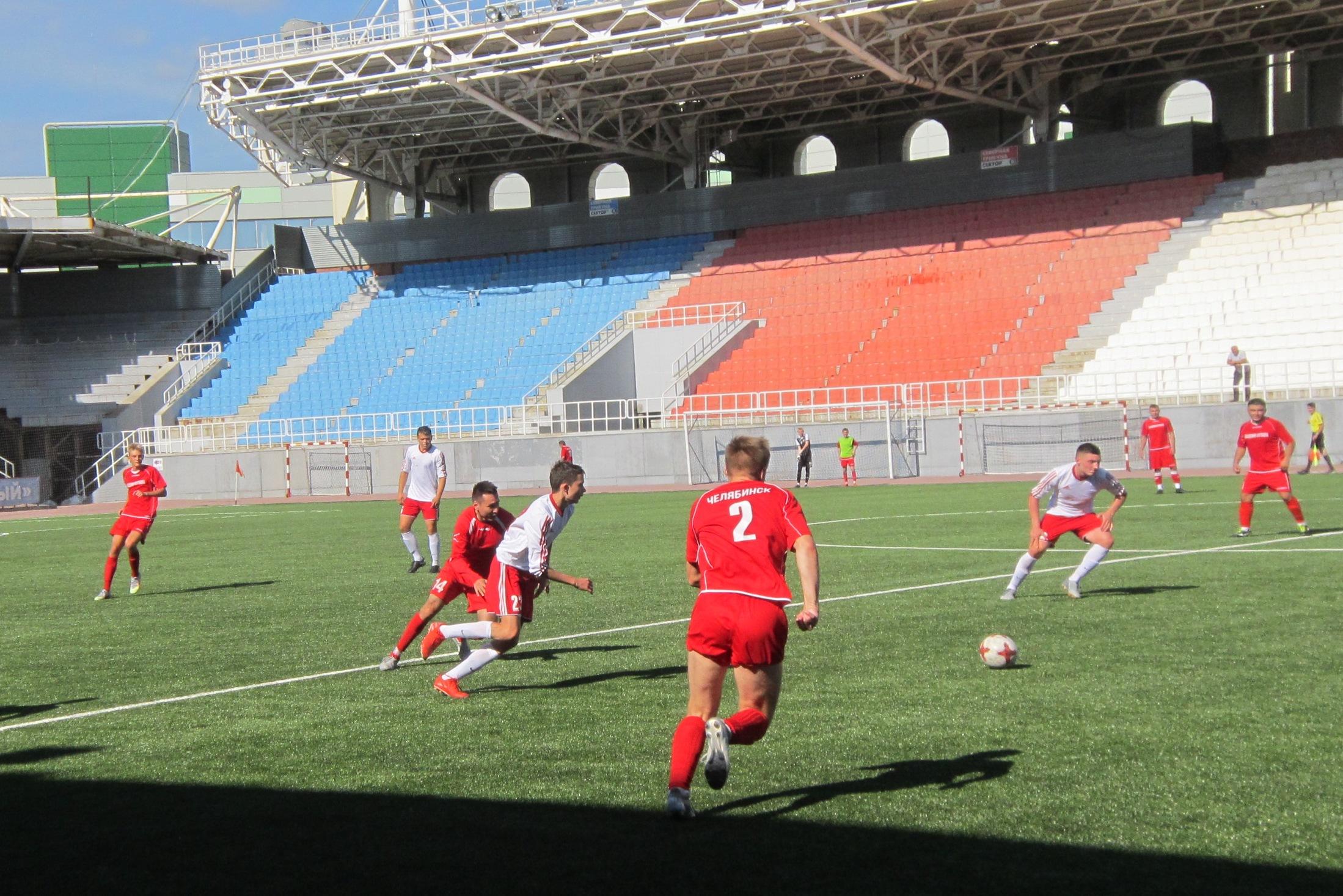 Академия футбола, Металлург Златоуст