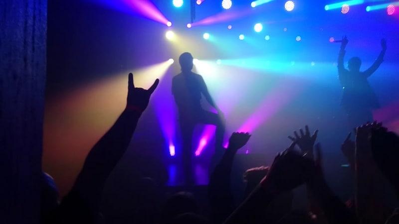 Little Big European tour Skibidi Первое выступление Little Big в Гданьске, клуб B90 💣💣💣