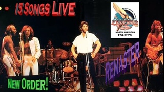 BEE GEES — 1979 Spirits Tour LIVE! ~ [Remaster]