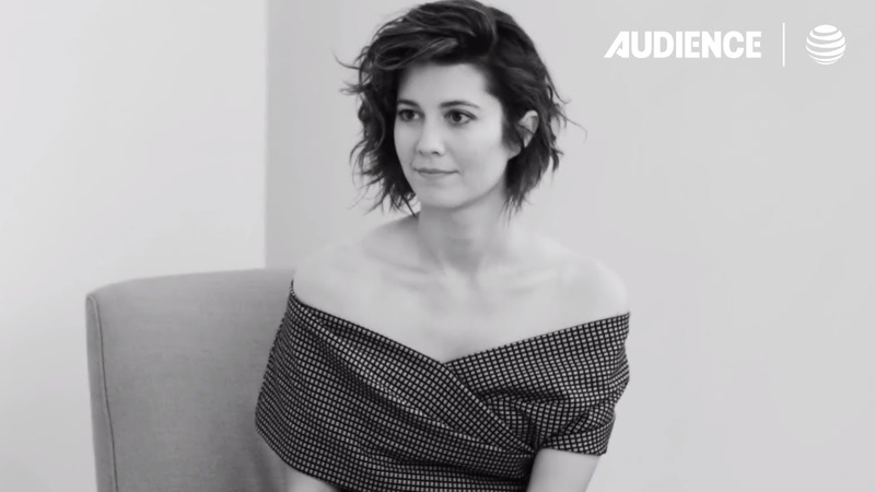 Mary Elizabeth Winstead Off Camera with Sam Jones AT T AUDIENCE Network