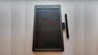 """ТЕХНООБЗОР: планшет для рисования VSON WP9612. А так же супер гость Филипп и новая рубрика """"Пранки""""!"""