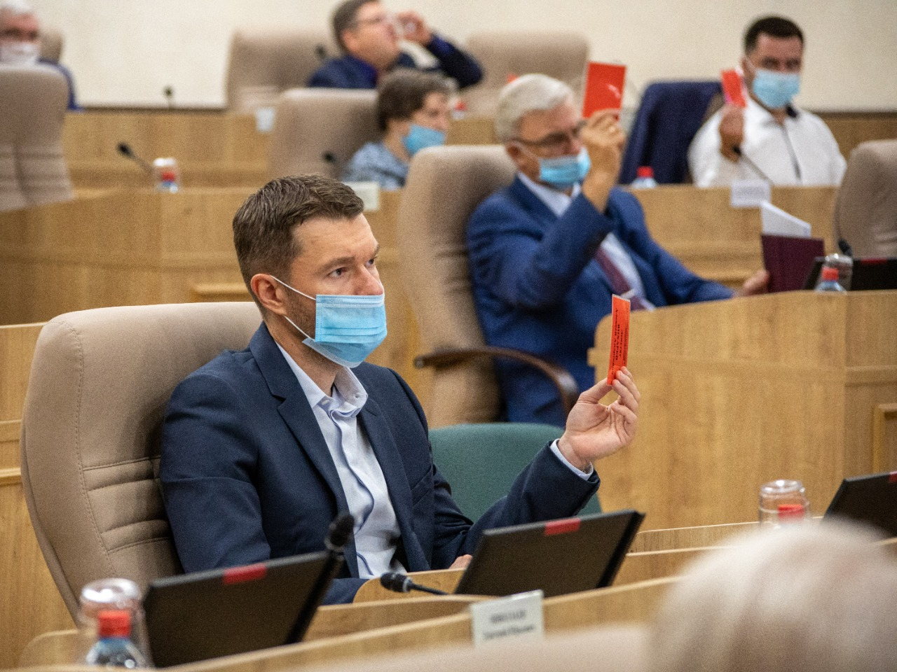Прошло заседание гордумы. Новым почетным гражданином Екатеринбурга единогласно