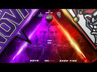 NHL 21 / RCL 7 PRO / NOVA v SHOW TIME / TRAILER
