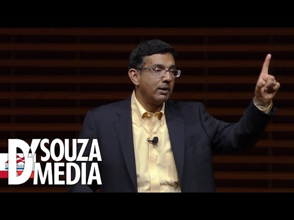 FULL VIDEO: Stanford's smartest leftists show up to battle D'Souza